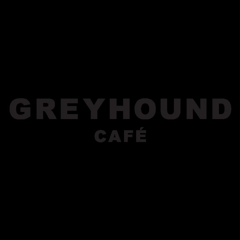 Greyhound Cafe logo