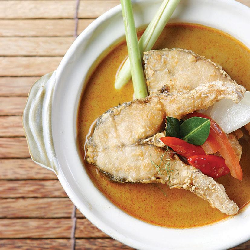 MALAY FISH TAMARIND SOUP