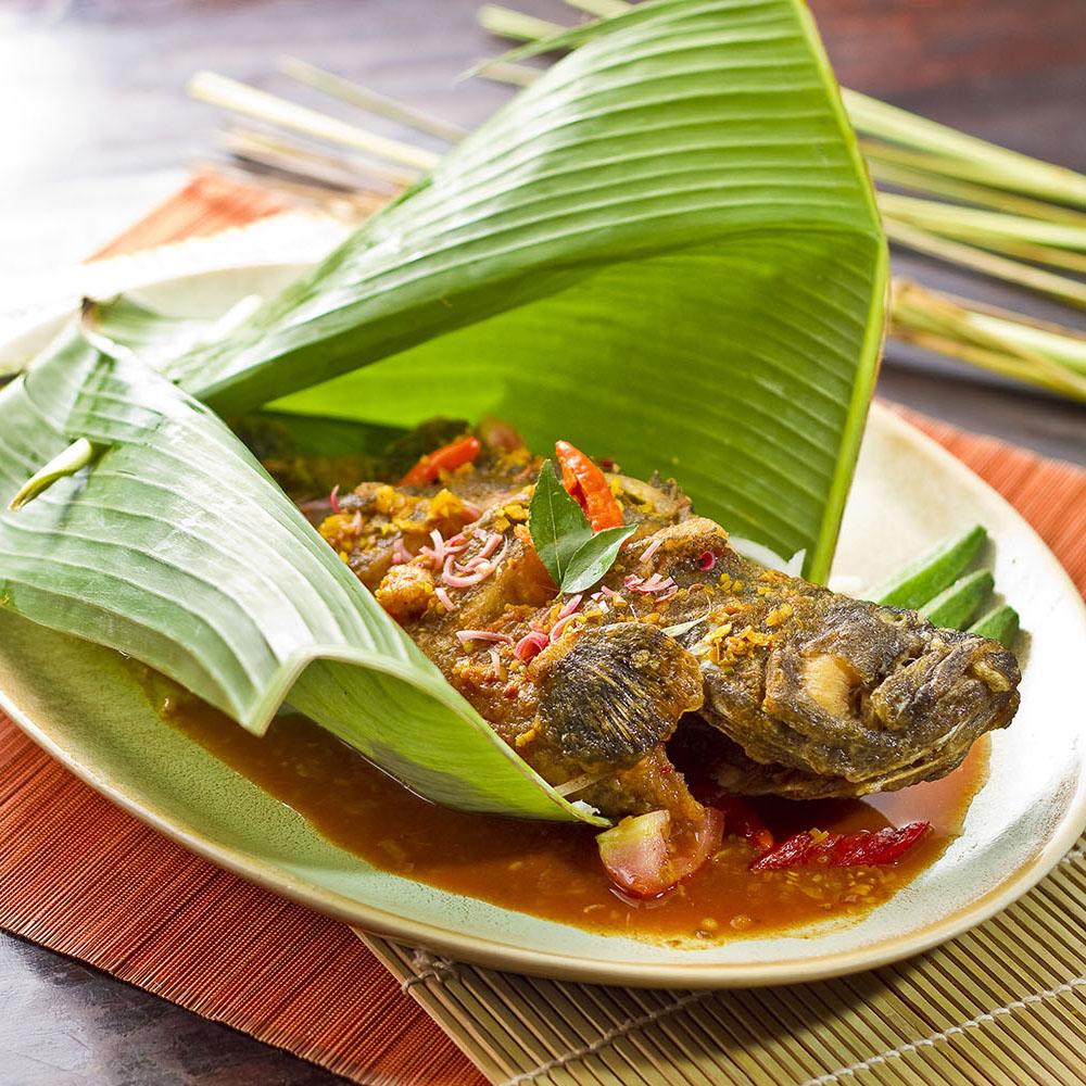 SAMBAL FISH TANJUNG BENOA