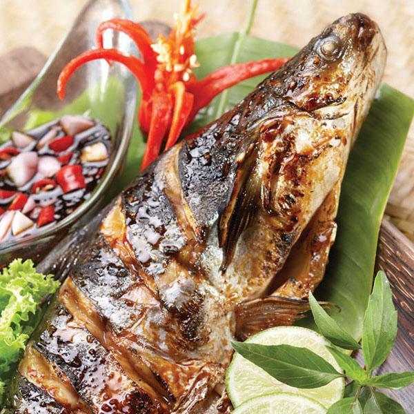 GRILLED BANGKOK FISH